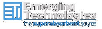 Emerging Technologies | The Superabsorbent Source