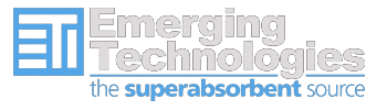 Emerging Technologies | The Superabsorbent Source